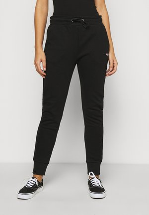 EIDER PANTS - Tracksuit bottoms - black