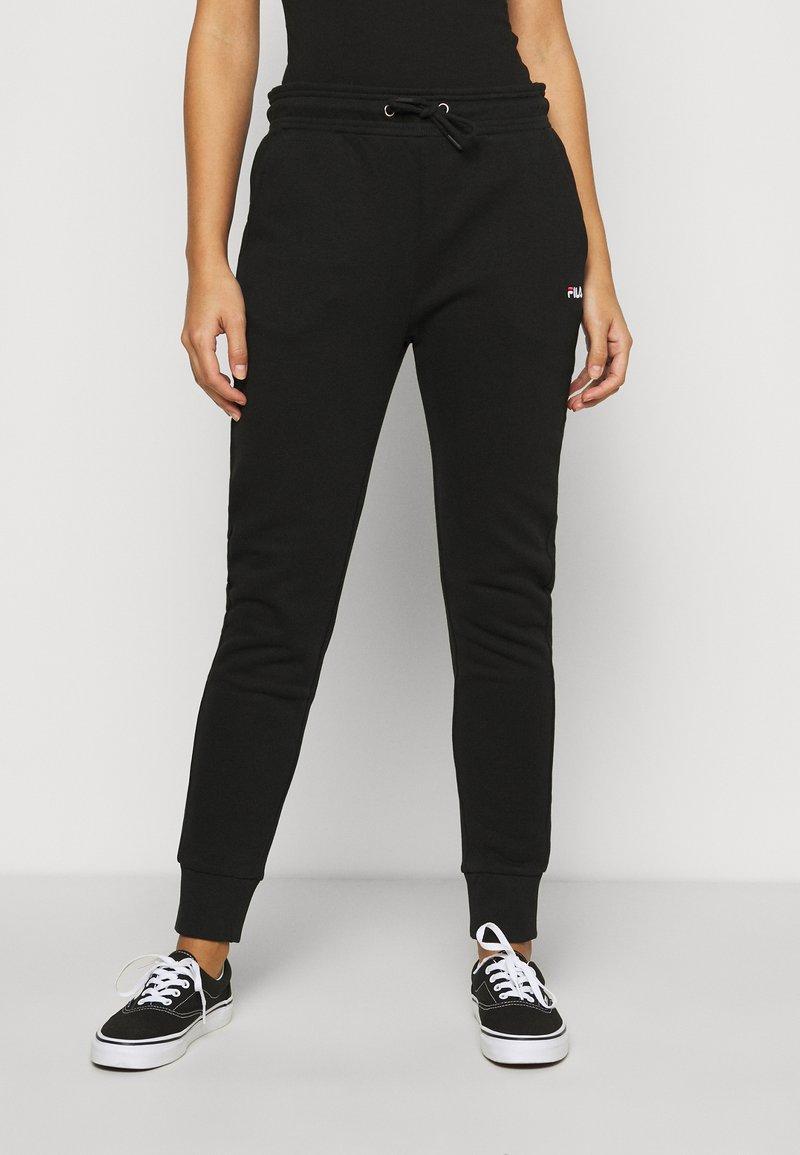 Fila Petite - EIDER PANTS - Pantaloni sportivi - black