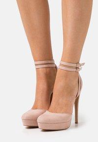 Even&Odd - High heels - light pink - 0