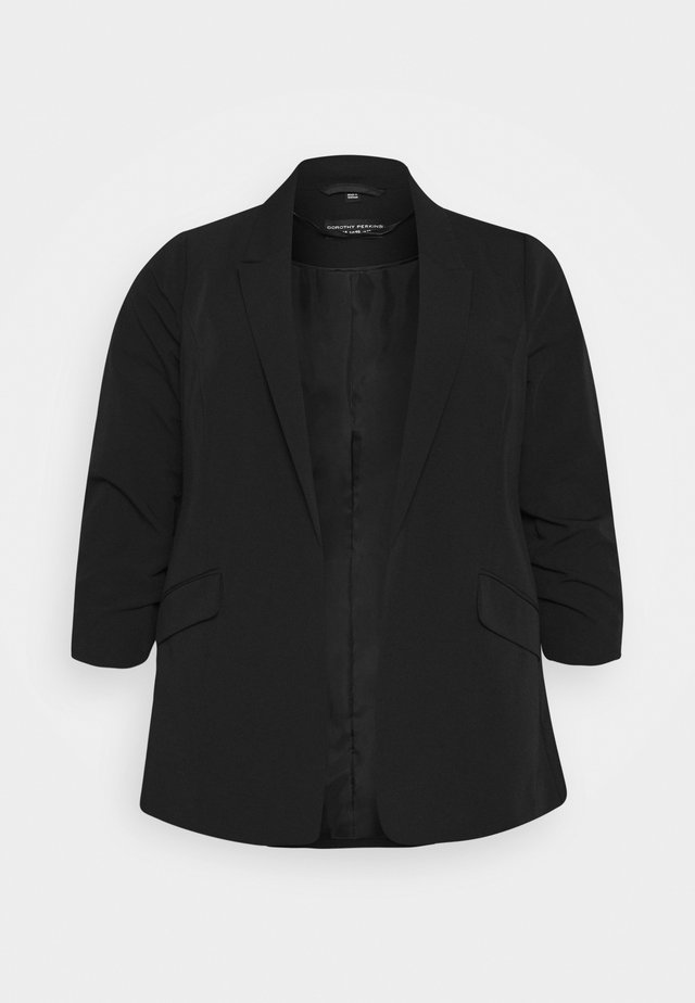 CURVE JACKET - Blazer - black