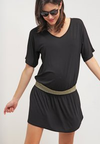 Envie de Fraise - DANNYOR - Sukienka z dżerseju - black - 3