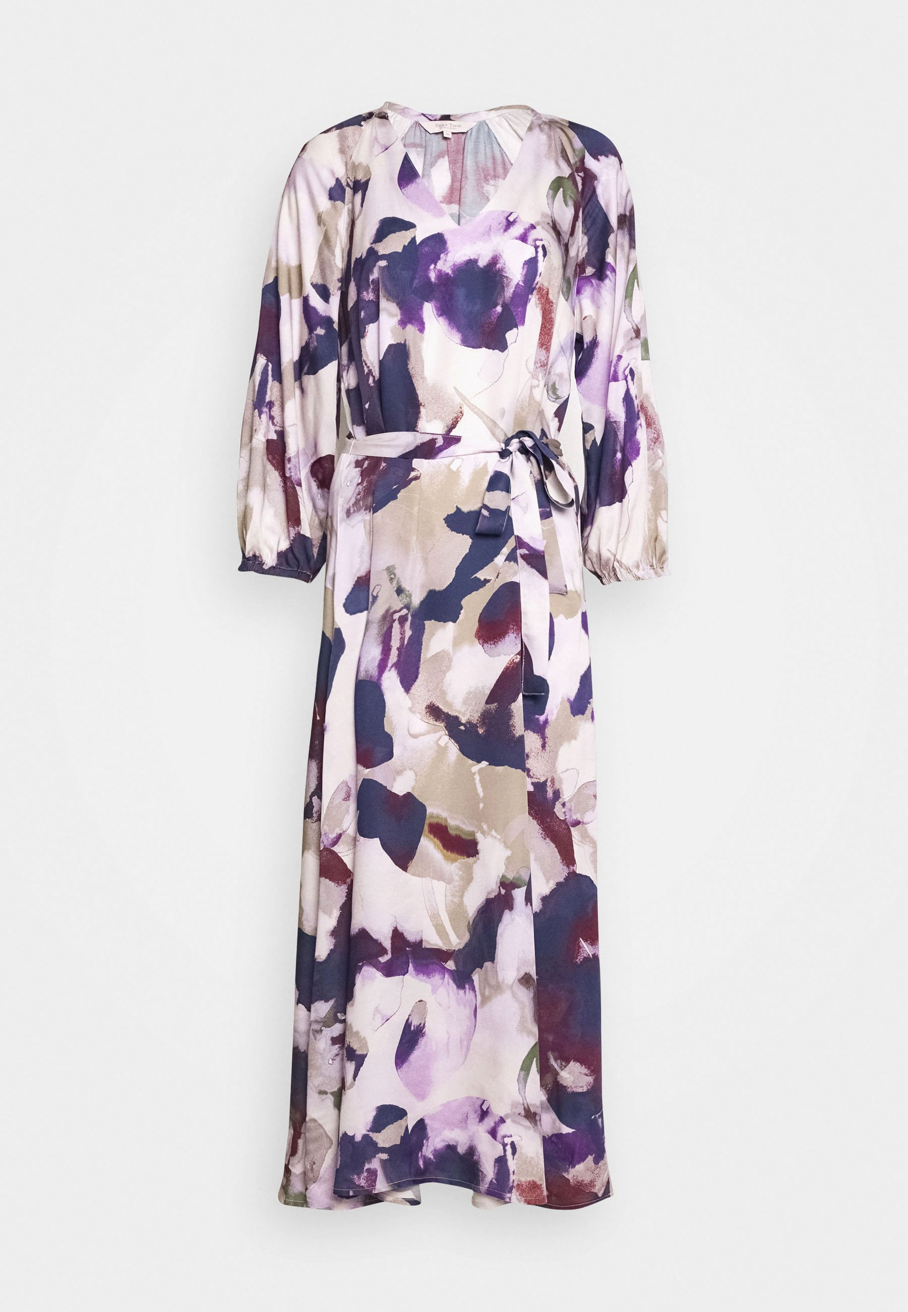 Part Two Elise - Day Dress Purple