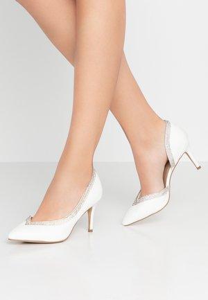 Svatební boty - ivory
