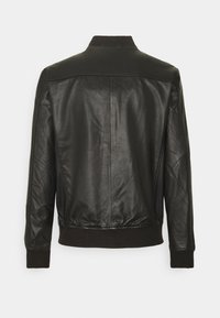 Selected Homme - SLHKANE - Leather jacket - black - 1