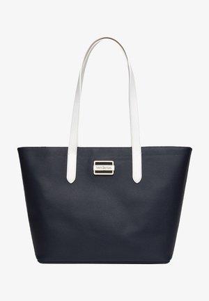 Tote bag - blu