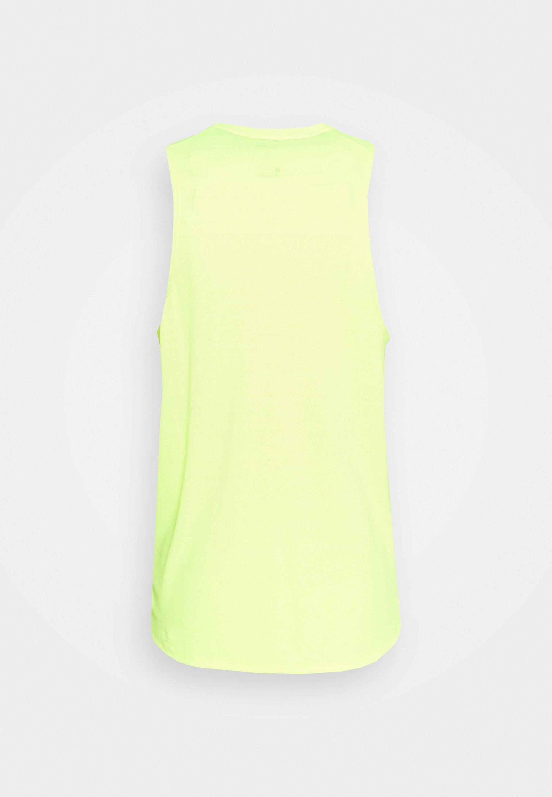 Uomo MILER TANK - T-shirt sportiva