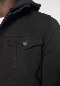 Denim Project - JACKET - Giacca di jeans - black - 3
