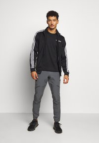 Under Armour - PROJECT ROCK UTILITY PANT - Trainingsbroek - pitch gray - 1