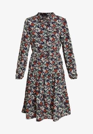 ONLALICE CALF DRESS - Košilové šaty - night sky