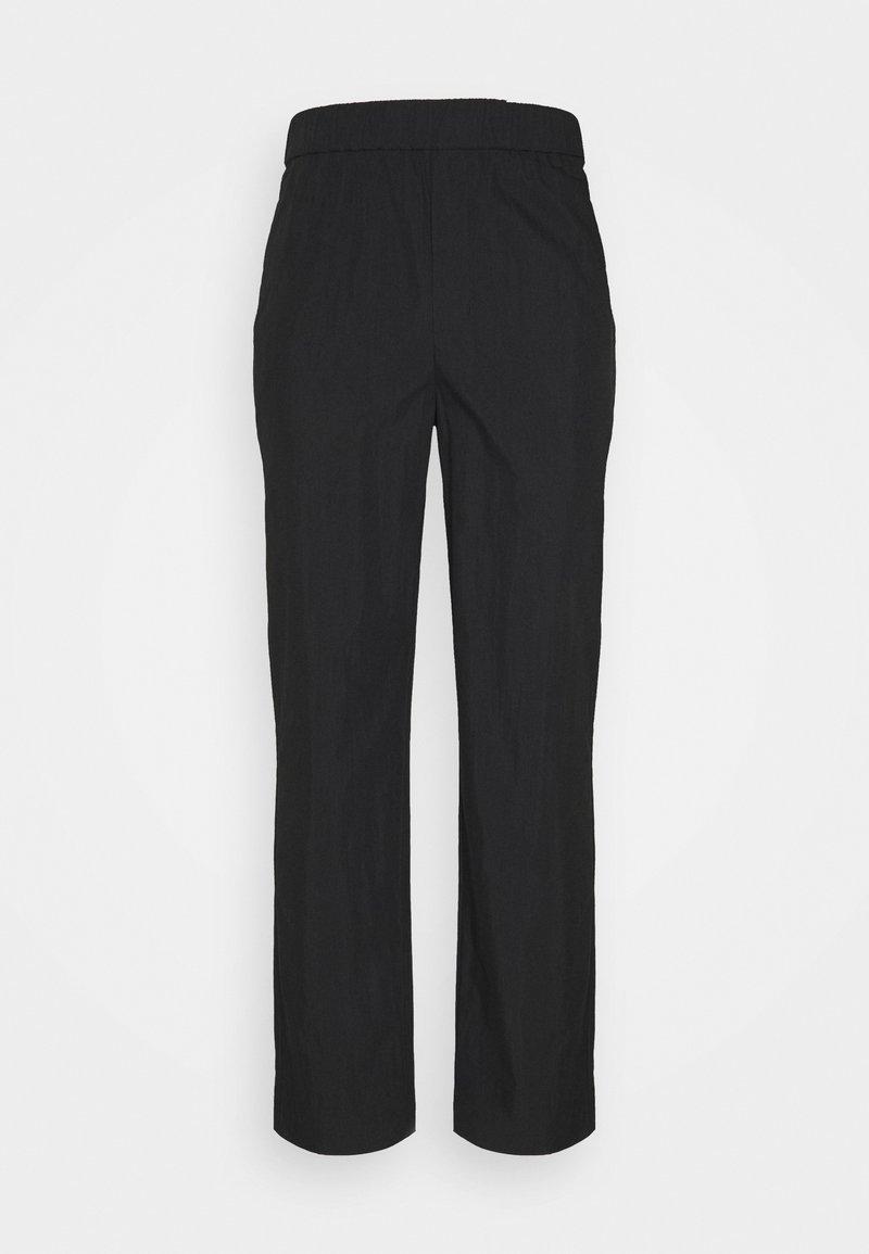 Holzweiler - SICO TROUSER - Trousers - black