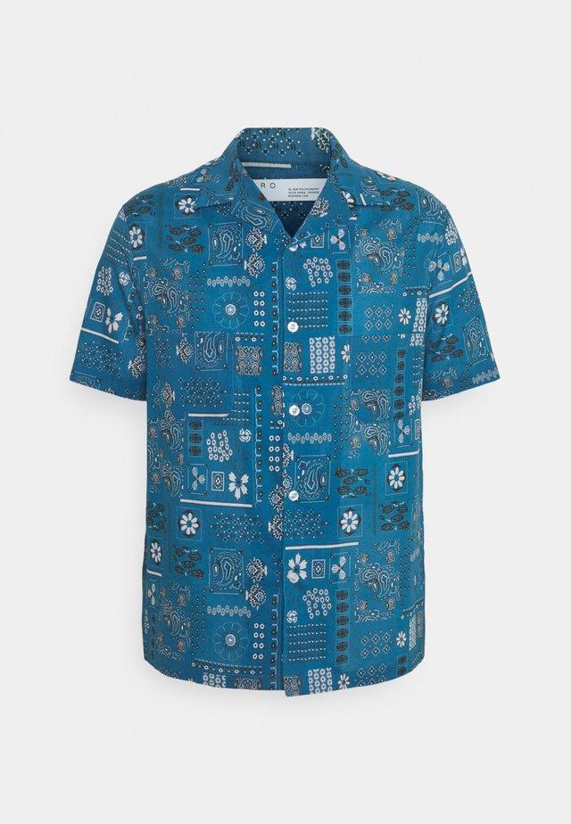 Camicia - denim blue