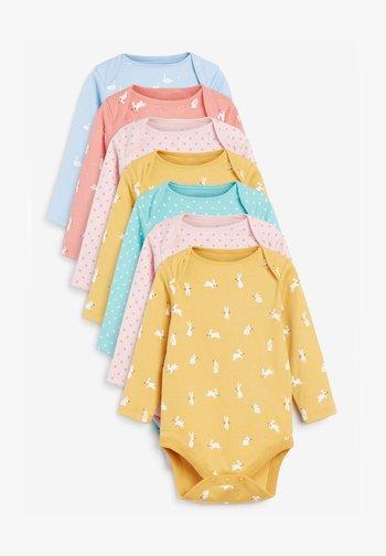SET - Long sleeved top - multi-coloured