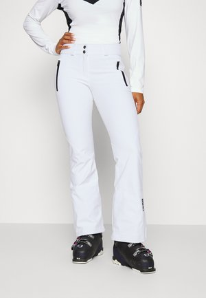 LADIES PANTS - Skibroek - white