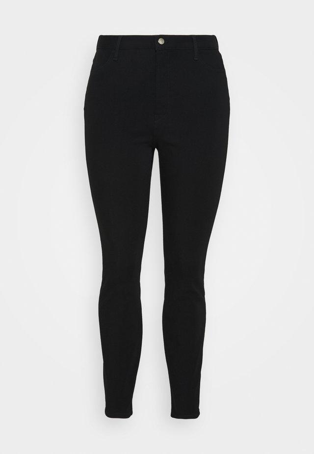 SCULPT PANT - Skinny džíny - black