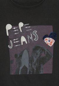Pepe Jeans - MALAY - Camiseta de manga larga - washed black - 3