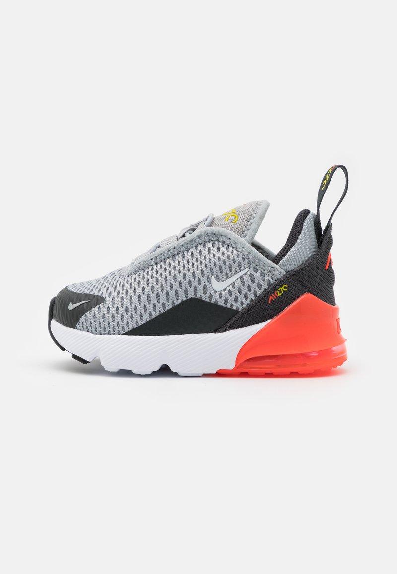 Nike Sportswear - AIR MAX 270 UNISEX - Trainers - light smoke grey/white/dark smoke grey