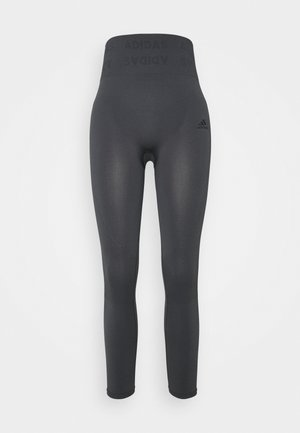 Tights - solid grey