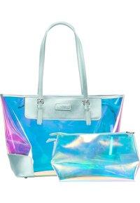 myMo - Tote bag - blau holo - 5
