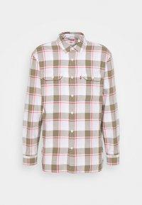 Levi's® - JACKSON WORKER - Overhemd - bleached datolite vetiver - 4