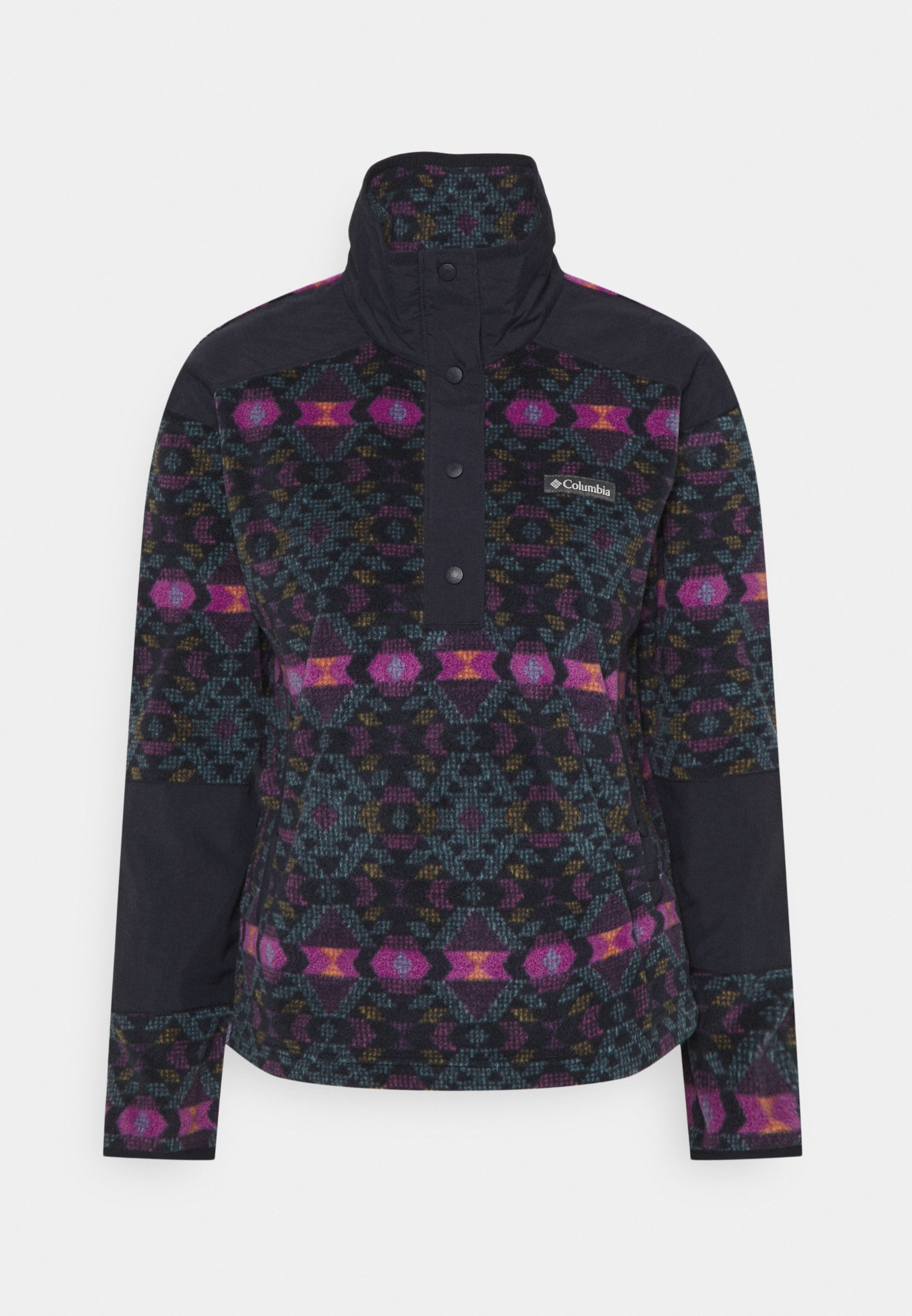 Women BENTON SPRINGS™ CROP - Fleece jumper