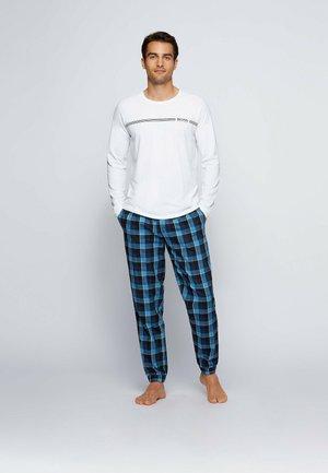 DYNAMIC LONG SET - Pyjama set - turquoise