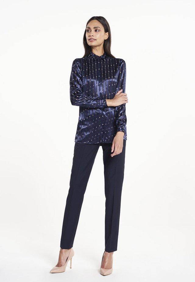 STIP STREEP - Button-down blouse - navy