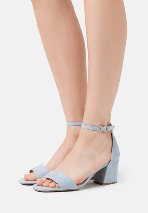 Sandals - sky blue