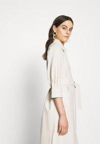 Marella - BRONTE - Shirt dress - bianco lana - 3