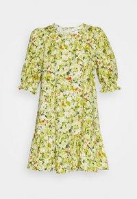 Monki - MILLIE DRESS - Day dress - grassy - 6