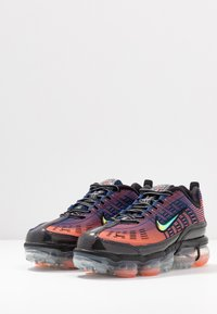 Nike Sportswear - NIKE AIR VAPORMAX 360 - Zapatillas - blue void/kinetic green/magic ember/vivid purple-mtlc silver-black - 4