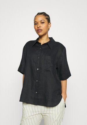 Blouse - Pyjamasöverdel - black