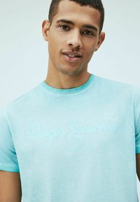 Pepe Jeans - WEST SIR - Print T-shirt - jetty - 3