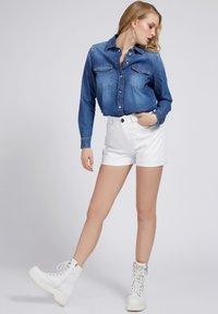 Guess - Button-down blouse - blau - 1