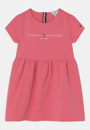 BABY ESSENTIAL  - Jersey dress - exotic pink
