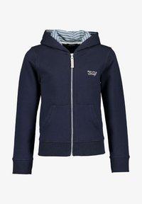 Blue Seven - BE SASSY - Sweater met rits -  nachtblau - 0