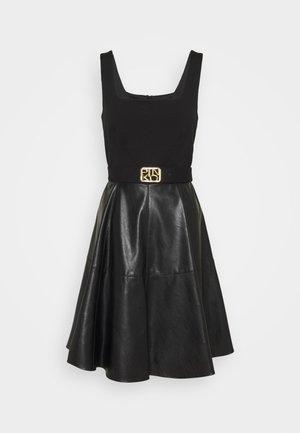 OLIVIERO DRESS - Cocktailjurk - black