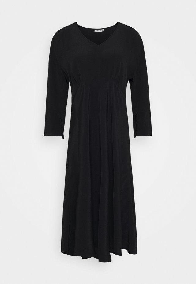 NITA - Cocktailklänning - black