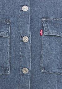 Levi's® - BRAELYN UTILITY DRESS - Spijkerjurk - blue denim - 6