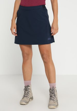 HILLTOP TRAIL SKORT  - Rokken - midnight blue