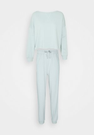 Basic lounge set - Pyjama set - blue