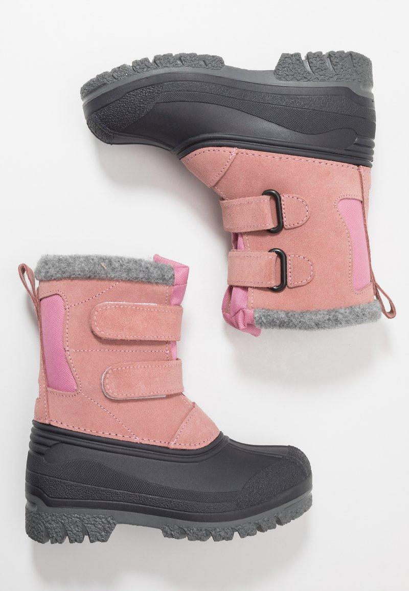 Friboo - Zimní obuv - pink