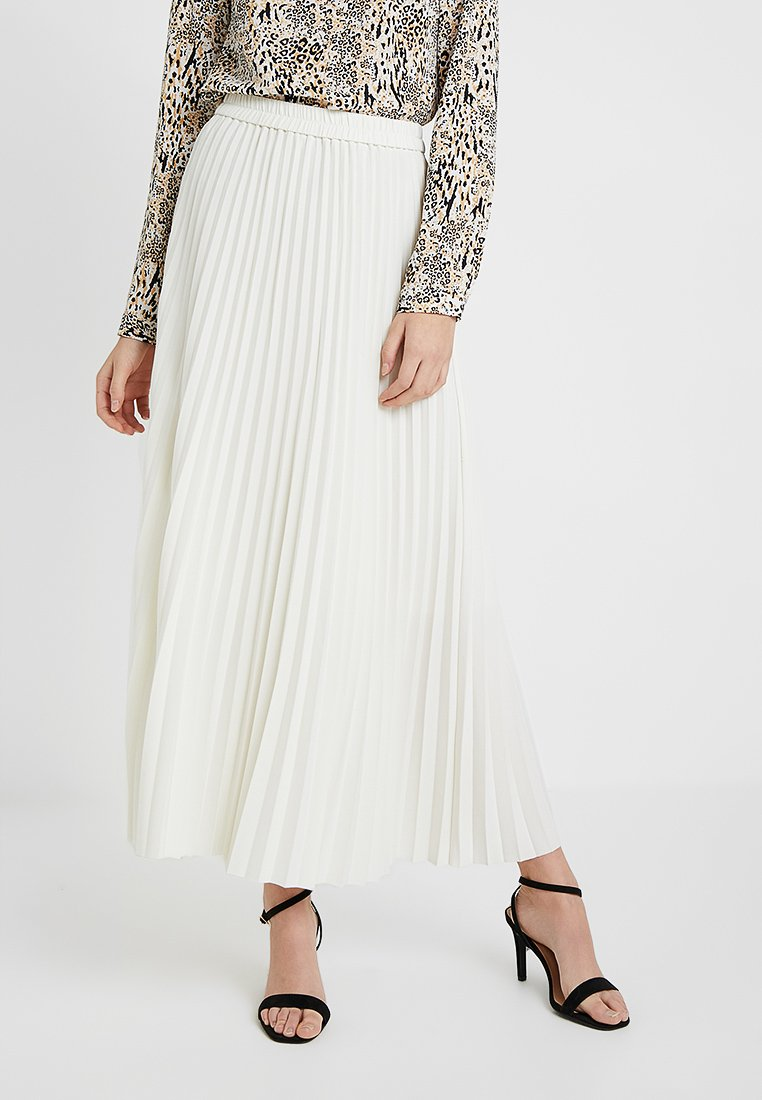 Selected Femme Tall - SLFALEXIS SKIRT - Áčková sukně - birch