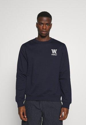 TYE - Sweatshirts - navy