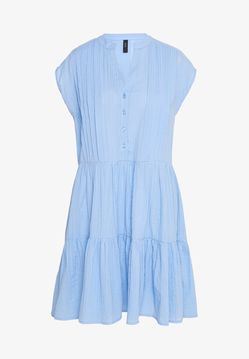 YAS - YASCUCIA DRESS ICON - Korte jurk - bel air blue
