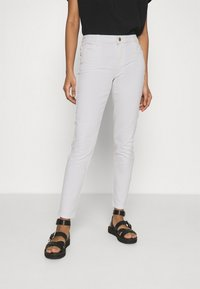 Morgan - Jeans Skinny Fit - off white - 0