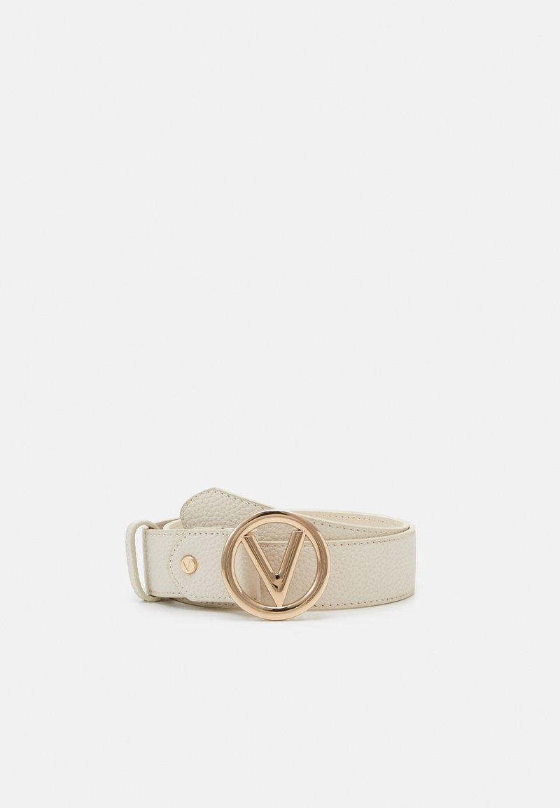 Valentino Bags - ROUND - Belte - ecru