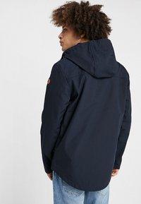 REVOLUTION - HOODED JACKET - Summer jacket - navy - 2