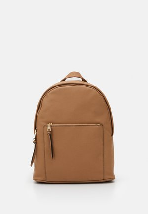 CLIVE ZIP AROUND BACKPACK - Rucksack - camel
