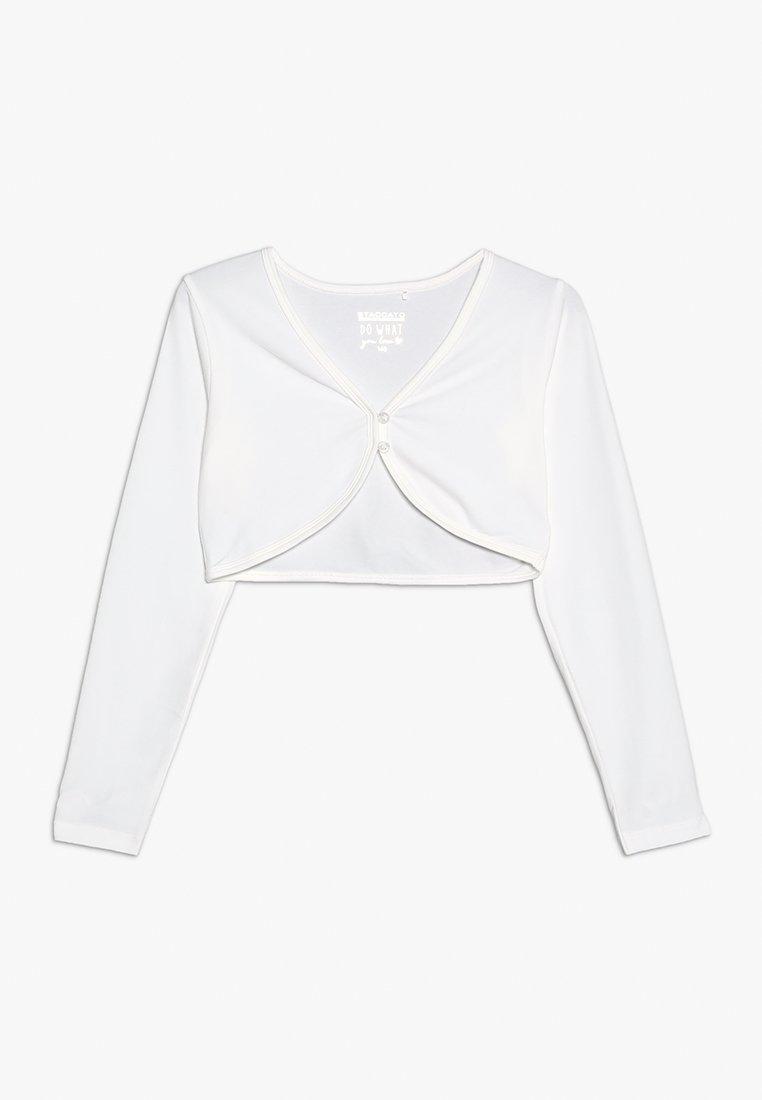 Staccato - BOLERO - Vest - offwhite