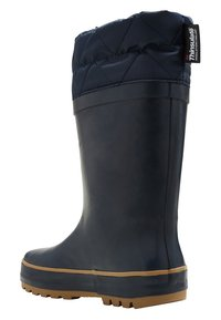 Next - CUFF WELLIES (OLDER BOYS) - Wellies - blue